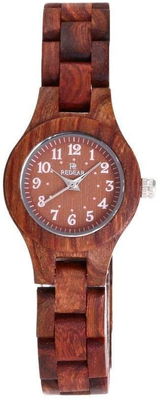 Low price Smart Watches Ladies Recommended Multi-Function Wooden Clocks Stylish Wood