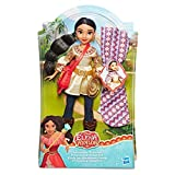 Disney Princess - Bambola Elena di Avalor Avventuriera Fashion Doll, c0378eu4