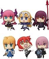 マンガで分かる! Fate/Grand Order トレーディングフィギュア ノンスケール ABS&PVC製 塗装済み完成品トレーディングフィギュア ...
