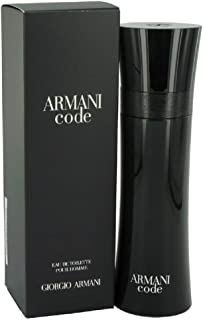 Armani Code Cologne by Giorgio Armani, 4.2 oz Eau De Toilette Spray for Men