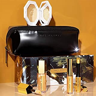 FENTY BEAUTY BY RIHANNA Trophy Wife Life Makeup Set With Faux Leather Makeup Bag