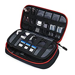 Travel tech organiser bag - a unique travel gift for any traveller