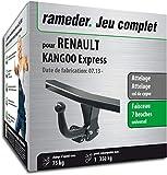 Rameder Attelage démontable avec Outil pour Renault KANGOO Express + Faisceau 7 Broches (151483-06453-2-FR)