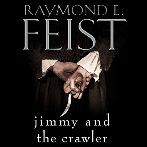 Jimmy and the Crawler audiobook cover art