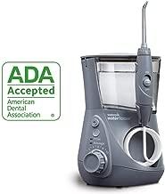 Waterpik Water Flosser Electric Dental Countertop Oral Irrigator For Teeth Aquarius Professional, WP 667 Modern Gray
