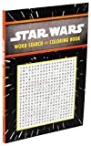 Star Wars: Word Search and Coloring Book