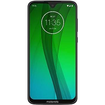 Motorola Moto G7 (Black, 4GB RAM, 64GB Storage)