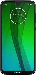 هاتف Motorola Moto G7 (64 جيجابايت، 4 جيجابايت رام) ثنائي شريحة الاتصال 6.1 بوصة 4G LTE (GSM فقط) هاتف ذكي ذكي غير مقفل من...