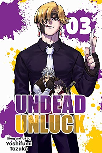 Undead Unluck, Vol. 3 (3)