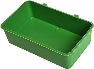 Balacoo Creativo Duradero Práctico de Ducha Comedero de Alimentación Lavabo para Mascotas Cuenco de Comida Lavabo de Baño ...