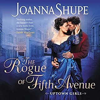 The Rogue of Fifth Avenue audiobook cover art