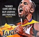 Zolto Collection Basketball Player Inspiration Zitate Kobe