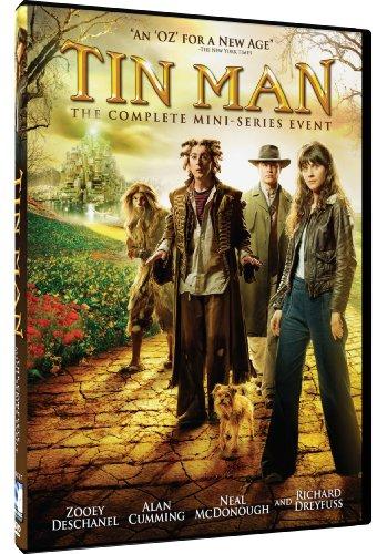 Tin Man: The Complete Mini-Series Event