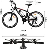 Zoom IMG-1 ancheer 26 bicicletta elettrica 250w