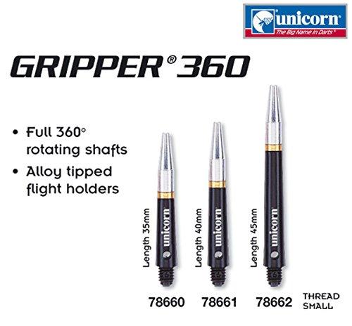 EmbassySports Unicorn Gripper 360 Shaft Dart Pfeil Schaft 360° S 40mm