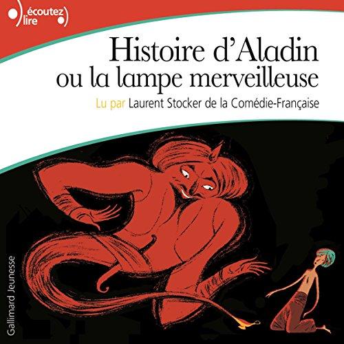 Histoire d'Aladin ou la lampe merveilleuse audiobook cover art