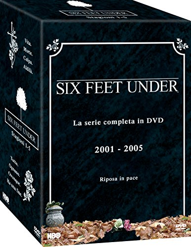Six Feet Under: La Serie Completa - Esclusiva Amazon (25 DVD)