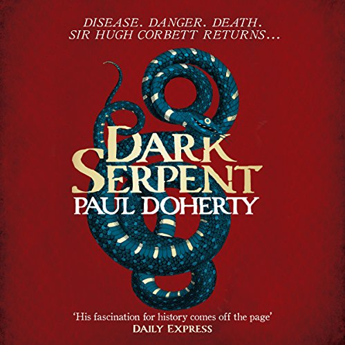 Dark Serpent audiobook cover art