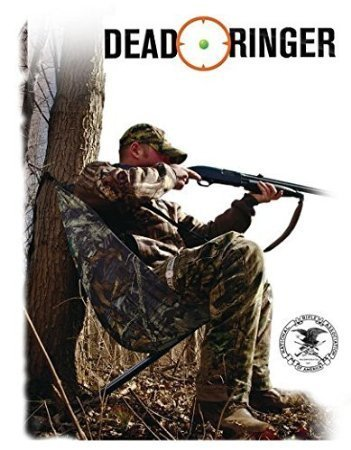 Dead Ringer Camping Chair- #1 Selling Camping Hunting Chair on Amazon - Hammock Style Chair - Hangs on Any Tree - Lightweight and Portable- CAMO