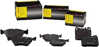 BOSCH Disc Brake Pads SET Fits BMW X5 X6 E72 E71 E70 E67 E66 E65 E61 E60 2001-