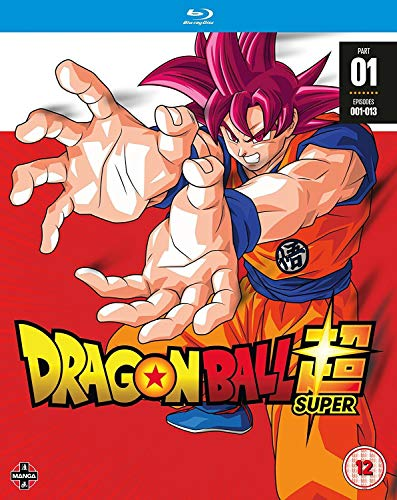 Dragon Ball Super Season 1 - Part 1 (Episodes 1-13) [Blu-ray] [UK Import]