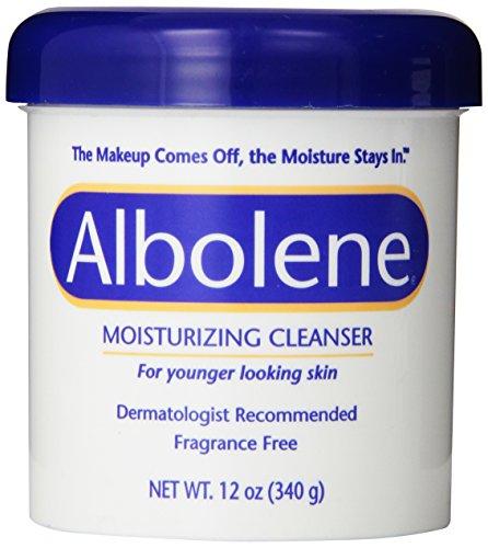 Albolene Moisturizing Cleanser Fragrance Free 12 oz (Pack of 2)