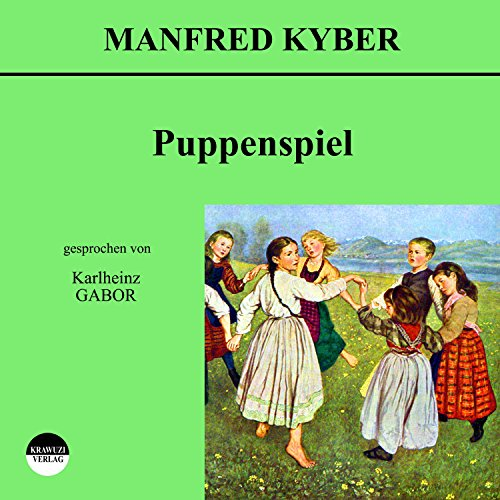 Puppenspiel audiobook cover art