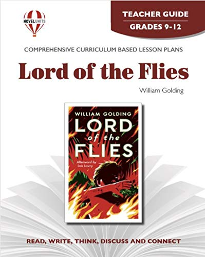 Lord of the Flies -Teacher Guide by Novel Units (Modern Critical Interpretations Series)