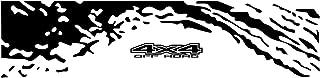 Car Auto Body Sticker Vinyl Graphics Decals, Car Stylin Decals Tail Stripes Pickup Trunk Car Rear Decor Sticker Replacemen...