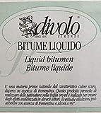 Divolo Bitume Liquido 125ml per doratura Pittura