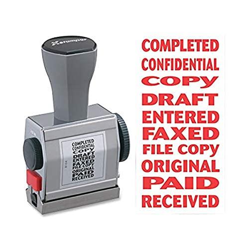 Xstamper(R) 10-In-1 Phrase Stamp...