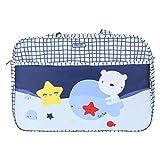 Tuc Tuc 49096 - Bolsa Maternidad + Cambiador Tiny Bear, Niñas, Azul