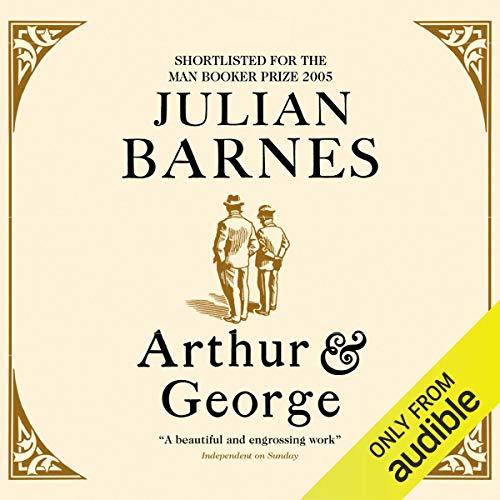 Arthur & George cover art