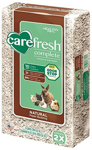 Carefresh Small Animal Bedding Natural 14L by CareFresh