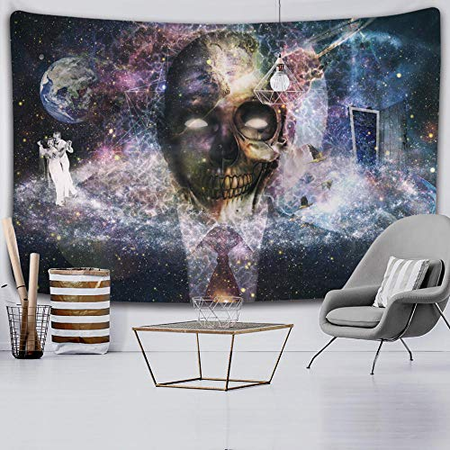 Galaxy universo espacio exterior tela colgante de pared hippie retro decoración del hogar yoga playa cubierta de pared