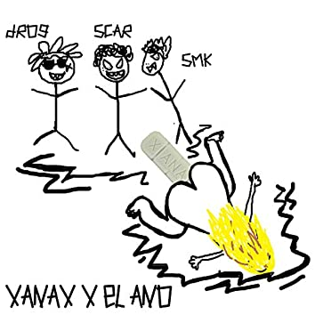 Xanax X el Ano (feat. Drogdillah & $mK)