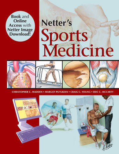 Netter's Sports Medicine Book and Online Access at www.NetterReference.com, 1e (Netter Clinical Science)