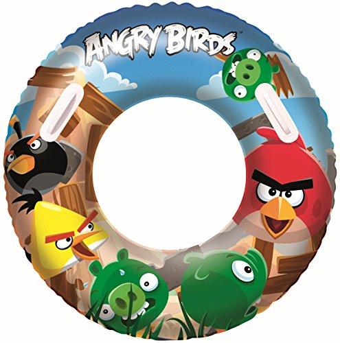 Bestway Schwimmring Angry Birds, 91 cm