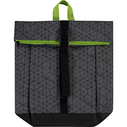 Vingino Jungen Rucksack Backpack Tasche VACE deep black