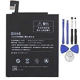 Batería compatible con Mi Note 3 y Note 3 Pro BM46 4050MAHCON Kit de desmontaje incluido