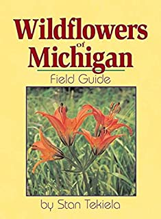 Wildflowers of Michigan Field Guide (Wildflower Identification Guides)