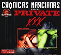 Private XXX + DVD