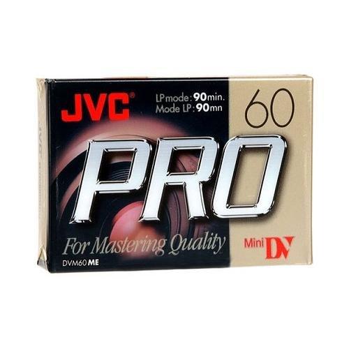 JVC MDV-60 PRDU Mini Dv Tape for HD Camcorders