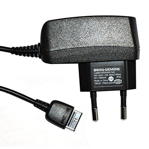 Benq-Siemens Travel Charger ETC-100 Ladekabel Ladegerät Reiselader für AF51, C81, S68, EF81, A31, A58, E71
