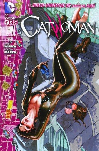 Catwoman núm. 01 (Catwoman (Nuevo Universo DC))