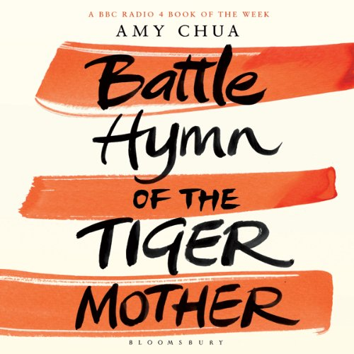 The Battle Hymn of the Tiger Mother cover art