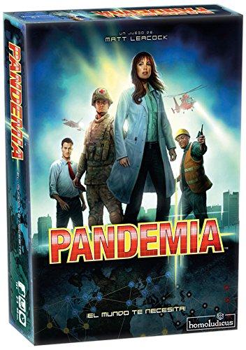 Devir - Pandemia (25456): Amazon.es: Juguetes y juegos