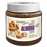 Mantequilla de almendras natural | Natural Pure 100% Crunchy Almond Cream Butter de PROM-IN para su estrategia dietética