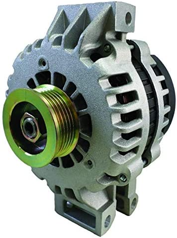 New Alternator Max 56% OFF Replacement For 2006 Chevy Price reduction Rainier Trailbl Buick