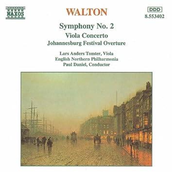 Walton: Symphony No. 2 - Viola Concerto